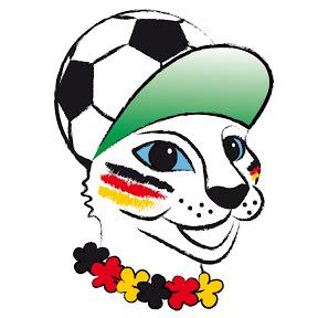 Logo Fussballkatze