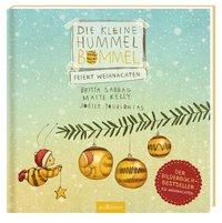 Cover Die kleine Hummel Bommel feiert Weihnachten