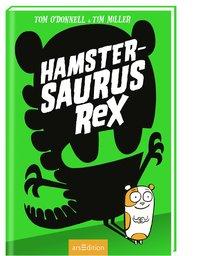 Cavoer Hamstersaurus Rex