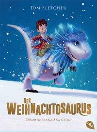 Cover Der Weihnachtosaurus