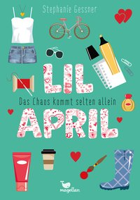 Cover Lil April Das Chaos kommt selten allein