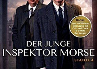 Cover Der junge Inspektor Morse Staffel 3