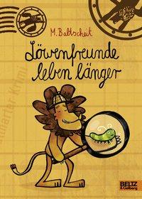 Cover Löwenfreunde leben länger