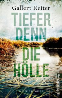 Cover Martin Bauer Tiefer denn die Hölle