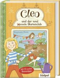 Cover Cleo und der total uncoole Gartenclub