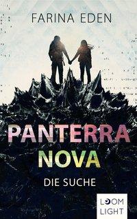 Cover Panterra Nova Die Suche