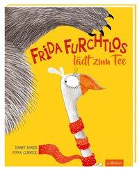Cover Frida Furchtlos lädt zum Tee