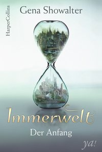 Cover Immerwelt Der Anfang