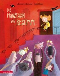 Cover Die Prinzessin von Bestimm