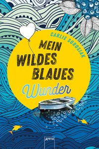 Cover Mein wildes blaues Wunder