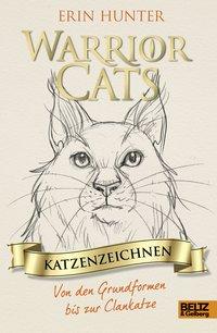 Cover Warrior Cats Katzenzeichnen
