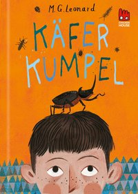 Cover Die Käfer-Saga Käferkumpel