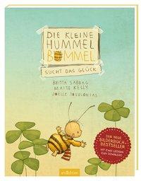 Cover Die kleine Hummel Bommel sucht das Glück