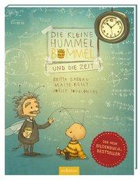 Cover Die kleine Hummel Bommel und die Zeit