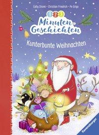Cover Minutengeschichten Kunterbunte Weihnachten