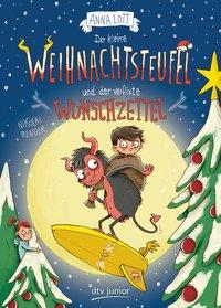 Cover Der kleine Weihnachtsteufel und der verflixte Wunschzettel