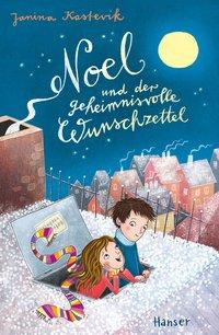 Cover Noel und der geheimnisvolle Wunschzettel