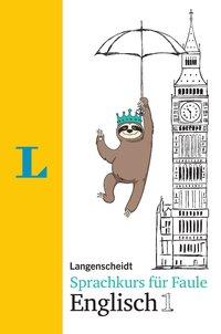 Cover Sprachkurs für Faule Englisch 1