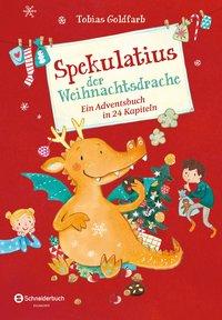 Cover Spekulatius der Weihnachtsdrache