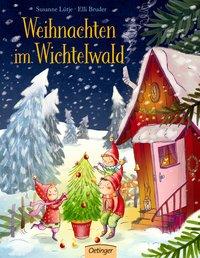 Cover Weihnachten im Wichtelwald