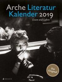 Cover Arche Literatur Kalender 2019