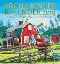 Cover Arche Kinder Kalender 2019