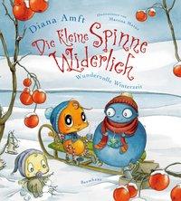 Cover Die kleine Spinne Widerlich Wundervolle Winterzeit