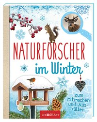 Cover Naturforscher im Winter