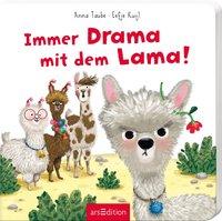 Cover Immer Drama mit dem Lama