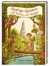 Cover Rodrigo Raubein und Knirps sein Knappe