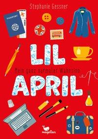 Cover Lil April Mein ganz normaler Wahnsinn
