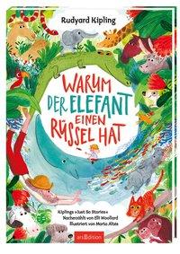 Cover Warum der Elefant einen Rüssel hat
