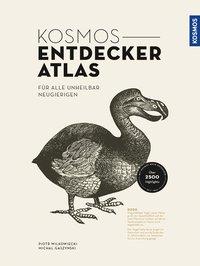 Cover Kosmos Entdecker Atlas
