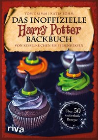 Cover Das inoffizielle Harry-Potter-Backbuch