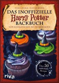 Cover Das inoffizielle Harry-Potter-Backbuch