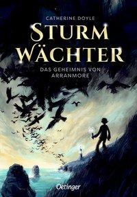 Cover Sturmwächter Das Geheimnis von Arranmore