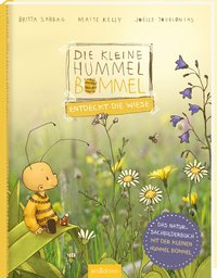 Cover Die kleine Hummel Bommel entdeckt die Wiese