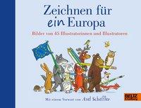 Cover Zeichnen für ein Europa