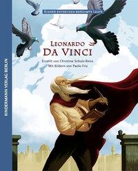 Cover Die geheimnisvolle Welt des Leonardo da Vinci