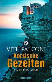 Cover Eric Marchand Korsische Gezeiten