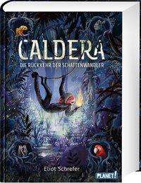 Cover Caldera Die Rückkehr der Schattenwandler