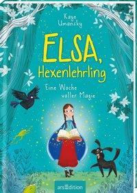 Cover Elsa Hexenlehrling Eine Woche voller Magie