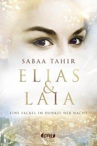 Cover Elias und Laia Eine Fackel im Dunkel der Nacht