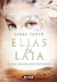 Cover Elias und Laia In den Fängen der Finsternis