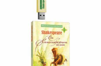 Cover Ein Sommernachtstraum und andere, Shakespeare für Kinder