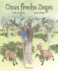 Cover Omas freche Ziegen