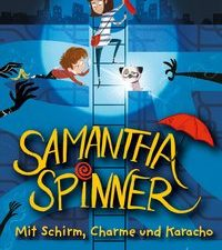 Cover Samantha Spinner Mit Schirm Charme und Karacho
