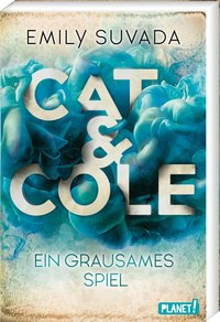 Cover Cat und Cole Ein grausames Spiel