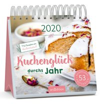 Cover Kuchenglück durchs Jahr