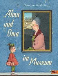Cover Alma und Oma im Museum